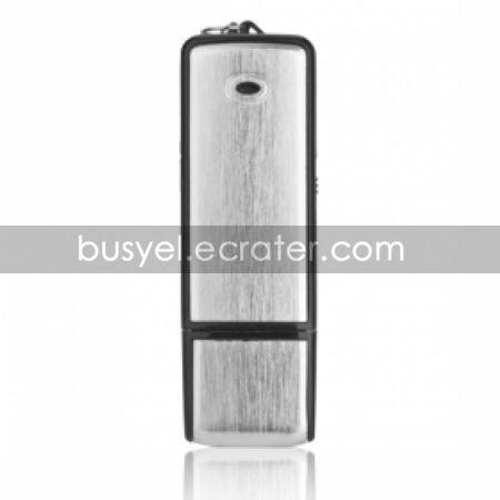 USB Style Spy Audio Bug with Built-in Li-Battery