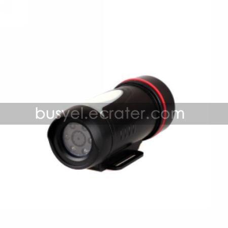 Waterproof Sports Action Camera (HD + Night Vision)