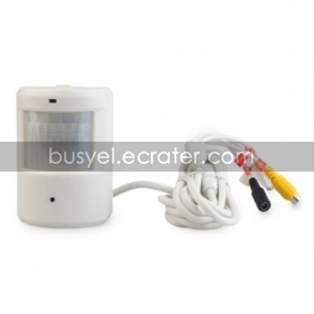 Working Smoke Detector with Hidden Camera(QW108)