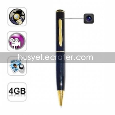 4GB USB Pen with Hidden HR Camera + Camcorder