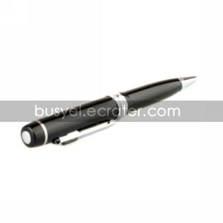 HD 720P Digital Spy Pen Camera Web PC Camera Video Recording (YPY-403)
