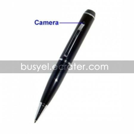 Pen Style Spy Camera with Motion Sensor (4GB)