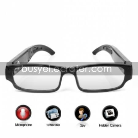 OL Fashion Looking Sexy Glasses Spy Digital Video Recorder, Hidden Camera