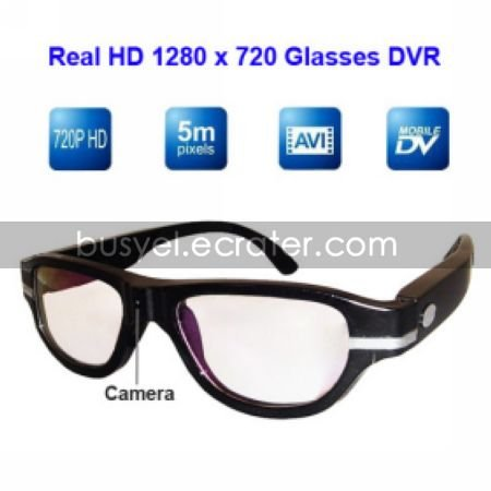 Real HD 720P OL Sexy Glasses Digital Video Recorder with 4G Memory Included Spy Camcorder Hidden