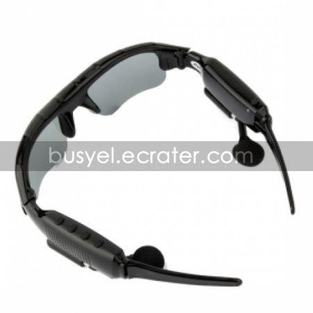 Sunglasses with Hidden Camera + MP3 + Bluetooth