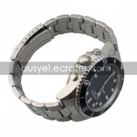 4GB Fashion Design Watch Style Spy CameraCamcorderHidden Camera (YPY125B)