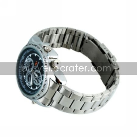 8GB HD DV WRISTWATCH(YPY328)