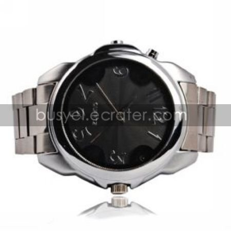 Special Hidden Micro Spy Camcorder Watch with 4GB Memory Built In(SZQ345)Hidden Camera