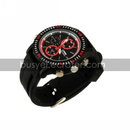 Waterproof Spy HD Watch with Motion Sensor