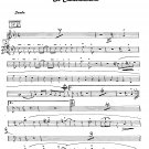 Big Band Latin Arrangement chart music - El Cumbanchero - PDF