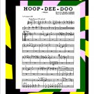Big Band Arrangement music chart - Hoop Dee Doo Polka - PDF