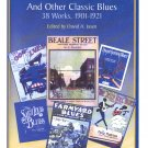 Music Fake Book of the Blues