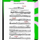 Big Band Music Chart Arrangement Rum and Coca-Cola - PDF