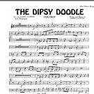 DIPSY DOODLE - big band chart