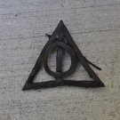 Deathly Hallows Hair Clip