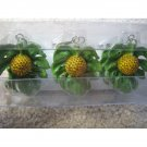 Hawaiian Tropical Tablecloth Weights, Set of 6