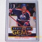 2009-10 Upper Deck Hockey Series 1 - Draft Day Gems #GEM14 - Mark Messier