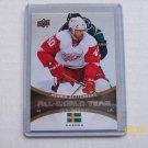 2010-11 Upper Deck Hockey Series 1 - All-World Team #AW-15 - Henrik Zetterberg