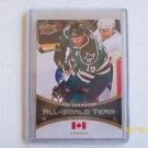 2010-11 Upper Deck Hockey Series 1 - All-World Team #AW-16 - Joe Thornton