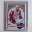 2010-11 Upper Deck Hockey Series 1 - Hockey Heroes #HH1 - Steve Yzerman