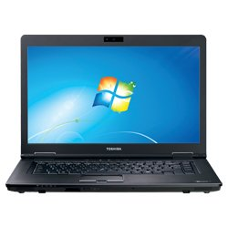 "Toshiba Tecra 15.6"" Intel Core i5-560M Laptop (A11-07G) - Black"
