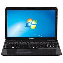"""Toshiba Satellite 15.6"""" AMD E-Series Dual Core E350 Laptop (C650D-00L) - Black"""