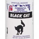 Black Cat incense powder 1 3/4 oz - IPBLAC