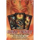 Easy Tarot deck & book by Ellershaw/ Marchetti - DEASTAR