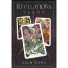 Revelations Tarot Deck by Zach Wong - DREVTAR