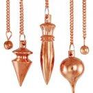Copper Plated Pendulum - GPCC