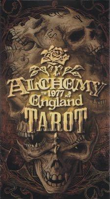 Alchemy 1977 England Tarot Deck - DALCENG