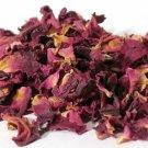 Rose Red Buds & Petals 1oz 1618 gold - H16ROSRW