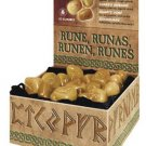 Golden Quartz Rune set - DRUNGQ