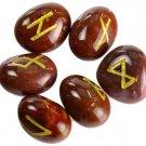 Fancy Jasper rune set - RRJAS