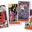 Halloween Tarot by West & Kipling - DHALTAR
