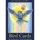 Bird cards by Toerien & Van Dobben - DBIRCAR