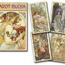 Tarot Mucha by Massaylia & Dosenzo - DTARMUC