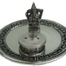 "4 1/2"" Tibetian Ganesh ash catcher - IBIB11"