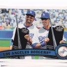 2011 TOPPS Series 2 Los Angeles Dodgers  team set Rc