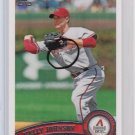 2011 Topps Series 2 Kelly Johnson Sparkle Variation SP