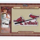 2011 TOPPS 1942 CARDINALS PATCH MATT HOLLIDAY