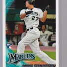 "MIKE STANTON 2010 TOPPS ""Limited Edition""  RC6 = very tough to get in singles"
