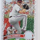 #460 Cole Hamels = 2011 Topps Series 2 Diamond Parallel