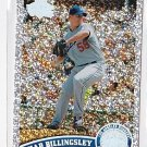 #473 Chad Billingsley = 2011 Topps Series 2   Diamond Parallel