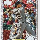 #487 Chris Snyder = 2011 Topps Series 2   Diamond Parallel