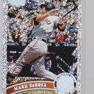 #434 Mark DeRosa = 2011 Topps Series 2 Diamond Parallel