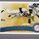 #7 MICKEY MANTLE= 2011 Topps