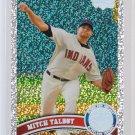 #445 Mitch Talbot = 2011 Topps Series 2 Diamond Parallel