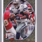 2008 UD Football Heroes MARION BARBER numebered to 350   (stkft39)
