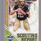 2009 UD DRAFT  CURTIS PAINTER  NUMBERED TO 350 (stkft45)
